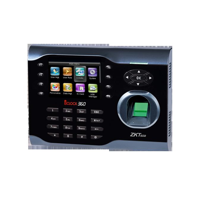 ZKTeco iClock360