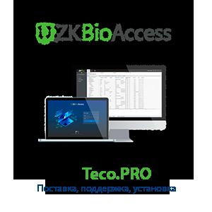 ZKTime BioAccess AC Project